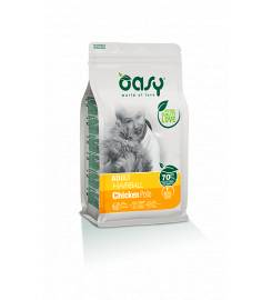 OASY HAIRBALL CAT PHYSIOLOGICAL CHICKEN