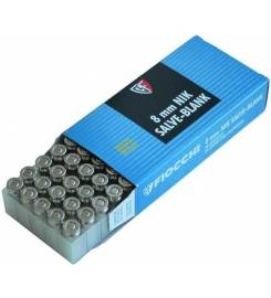 BOWS AMMUNITION BLANK CALIBER 8mm