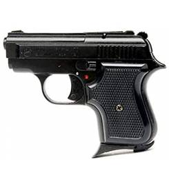 BLANK PISTOL REPLICA BRUNI 315 CL.8 BLACK