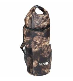 SEAC SUB SEAL CAMO WATERPROOF BAG BROWN 75 LITERS