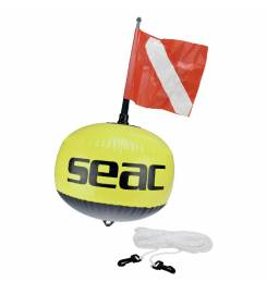 SEAC SUB FLUO BUOY WITH SAGOLA