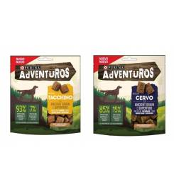 PURINA ADVENTUROS SNACK WITH ANCIENT GRAIN AND SUPERFOOD