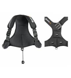 MARES BLACK WEIGHT BACKPACK
