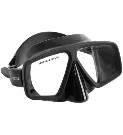 ABYSSTAR ASTRA MASK IN BLACK SILICONE