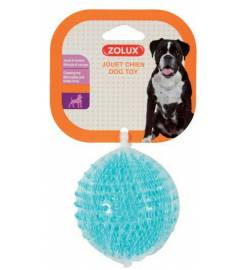 ZOLUX POP GAME KNOT BALL IN LIGHT BLUE TPR