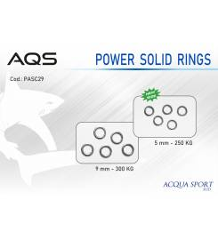 AQS CLOSED RINGS POWER SOLID RINGS