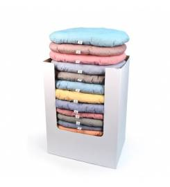 LEOPET NEPTUNE CUSHION IN ASSORTED COLORS