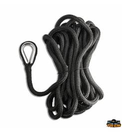 TREM MOORING ROPE EMBEDDED WITH STAINLESS STEEL REDANCE