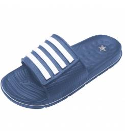 ABYSSTAR RELAX BLUE SLIPPERS WITHOUT VELCRO