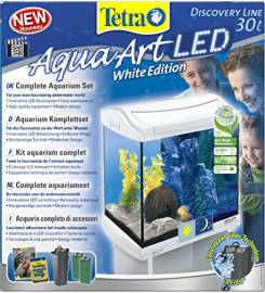 TETRA AQUAART ANTHRACITE LED DISCOVERY LINE 30L