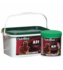 NUTRIBIRD A21 PAPPA IMBECCO PARROCCHETTI 800GR